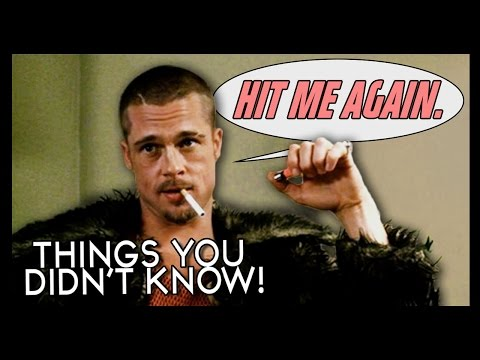 7 MORE Things You (Probably) Didn't Know About Fight Club!