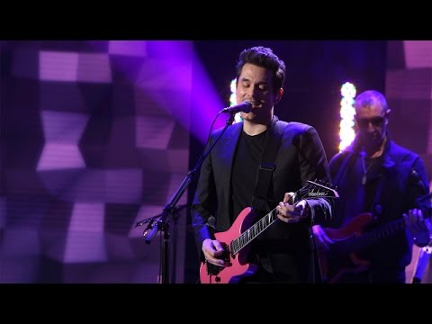 John Mayer Performs 'Still Feel Like Your Man'