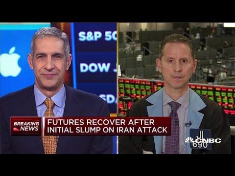 How The Markets Are Interpreting Iran's Retaliatory Missile Strike
