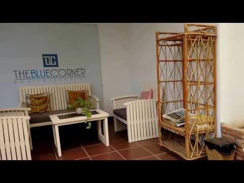 TOURIST CAMBODIA 2017, THE BLUE CORNER BOUTIQUE HOTEL PHNOM PENH REVIEW