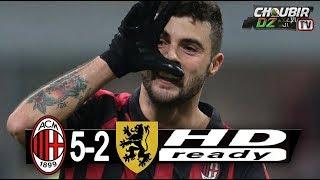 Milan Vs Dudelange 5-2 UEFA Europa League 29/11/2018