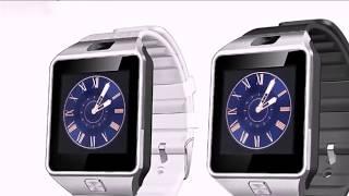 Супер умные часы DZ09! Видео обзор.