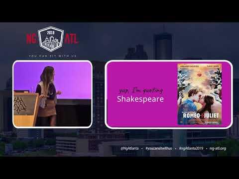 Recursion, Iteration & JavaScript: A love story - Anjana Vakil