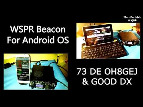 WSPR Beacon for Ham Radio - Apps on Google Play
