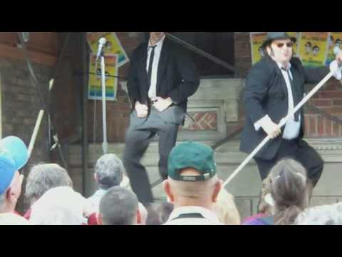 "Blues Brothers ""Soul Man Dance"""