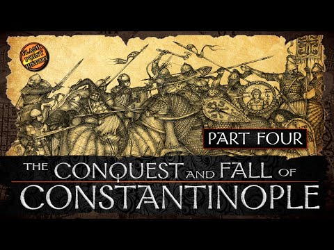 Conquest and Fall of Constantinople - Part 4 - Manzikert