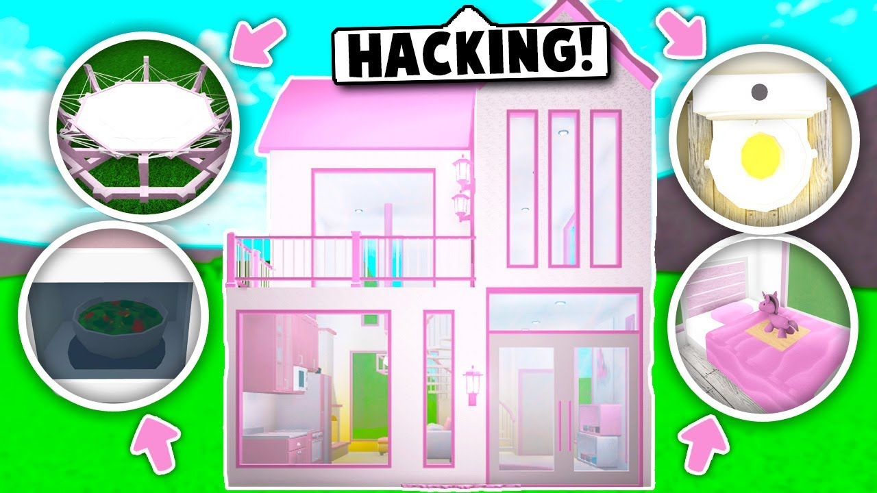 Roblox Hacks Bloxburg How To Use Bux Gg Roblox I Made A House Only Using Building Hacks On Bloxburg Roblox Youtube