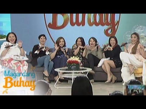Magandang Buhay: Jolina Magdangal as a friend