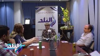 محيي إسماعيل في ندوة 'صدى البلد': حال الفن لا يسر.. والمؤلفون هم السبب.. فيديو وصور