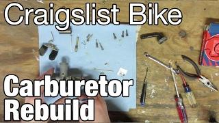 honda carburetor rebuild kit