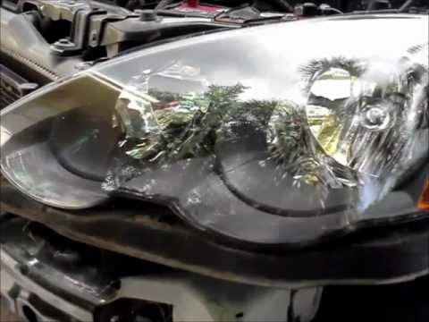 acura rsx type s 2002 2006 headlight bulb replacement youtube