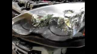 acura rsx type s headlight bulb replacement