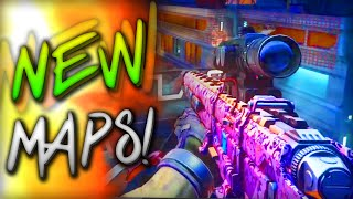 """ALL NEW MAPS!"" - COD Advanced Warfare SUPREMACY DLC! w/ Ali-A"