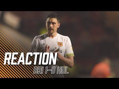 Bristol City 1-0 Hull City | Reaction