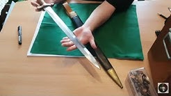 Französisches Kurz Schwert Review | Schwerter Sammlung #1
