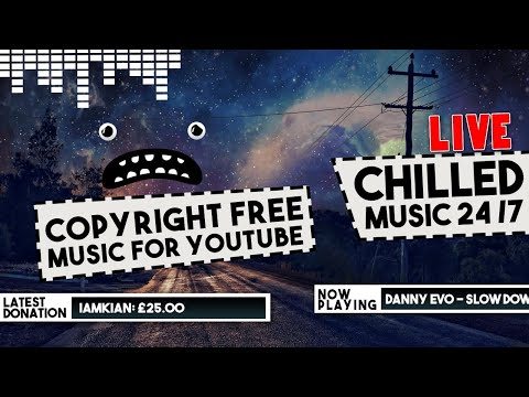 No Copyright Chill Music Live Radio 24/7 Lofi Hip Hop Funky Music To Relax Study