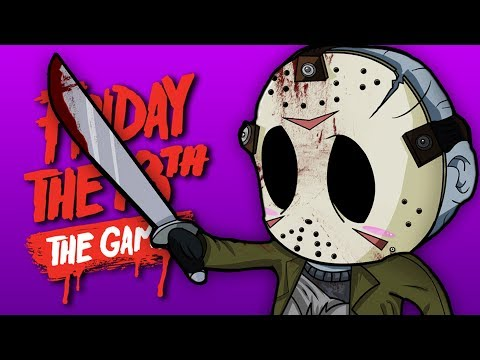 NEW SMALL MAPS!   Friday The 13th: The Game (ft. Dracula)