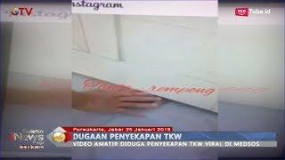 Menyedihkan! Lihat Video TKW Asal Purwakarta Disekap Majikan di Arab Saudi - BIP 26/01