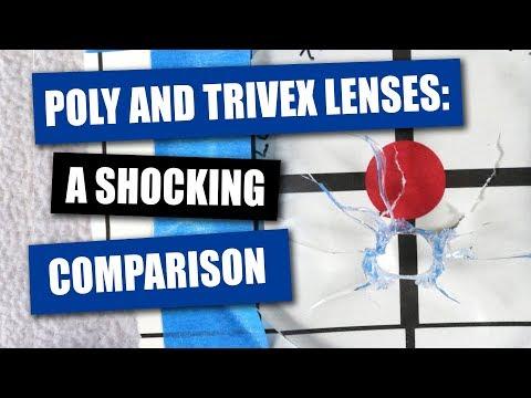 Polycarbonate and Trivex Lenses: A Shocking Comparison