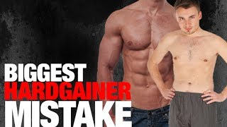 HARDGAINERS: How to Build Muscle (The Skinny Guy Lie!!)