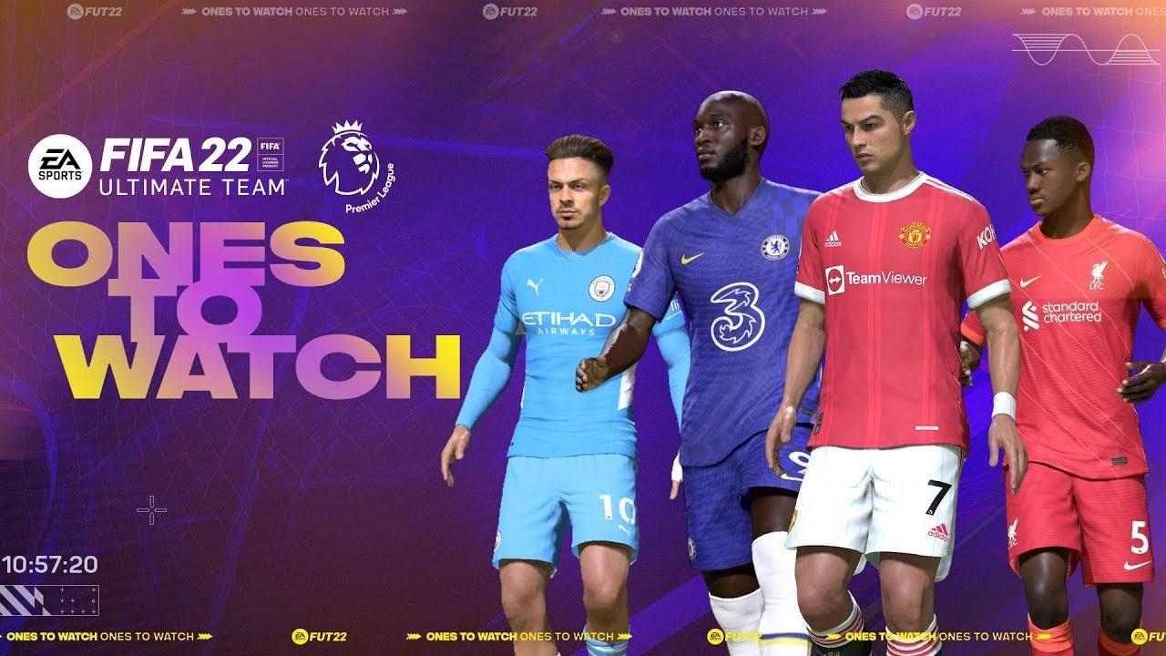 FIFA 22 - FUT 22: Fique de olho na Premier League   PS5, PS4