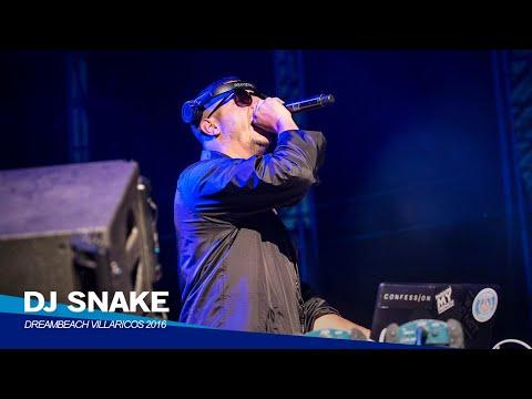 Dj Snake | Dreambeach Villaricos 2016