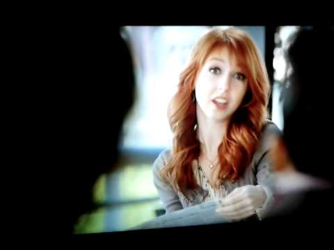 Actress redhead commercial