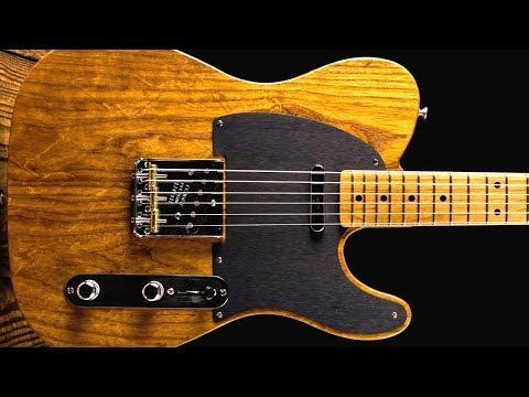 Soulful Rock Ballad | Guitar Backing Track Jam in G Minor