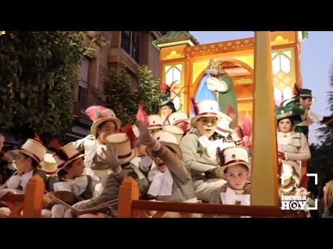 VÍDEO: Tres cabalgatas de Reyes Magos recorrerán las calles de Lucena entre el sábado y el domingo. Te lo contamos aquí...