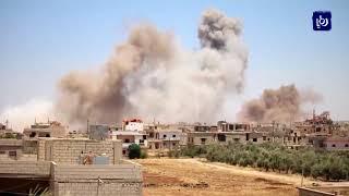 الأردن يؤكد إغلاق حدوده أمام النازحين السوريين