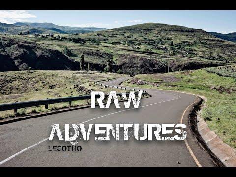 #rawadventures - Darryll Skates Lesotho