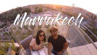 Memories of Marrakech   Morocco Through my Lens   Travel Film