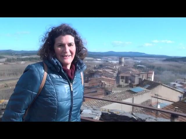 Visitamos Hostalric y Arbúcies en la comarca de La Selva Girona