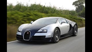 Bugatti Veyron Super Sport разгон от 0 до 383 км/час #5