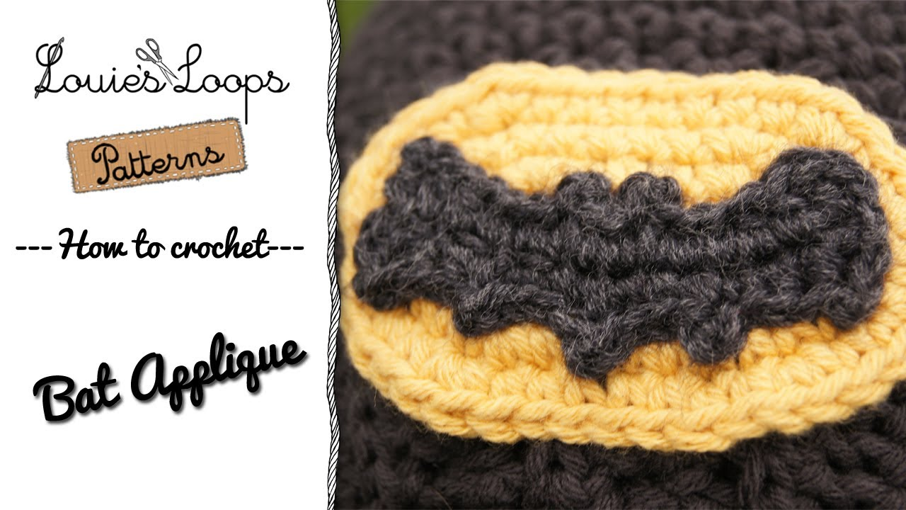 How to make a crocheted bat youtube how to make a crocheted bat dt1010fo