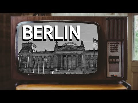 Sixty Second Cities: Berlin