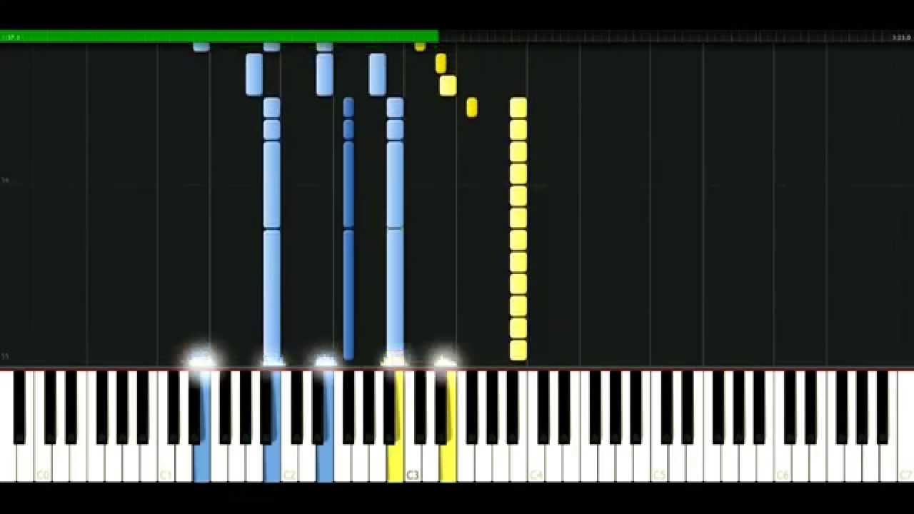 ticket to the moon ноты для фортепиано