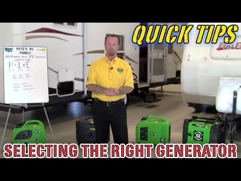 selecting-the-right-generator-for-your-camper-|-pete-s-rv-service-tips