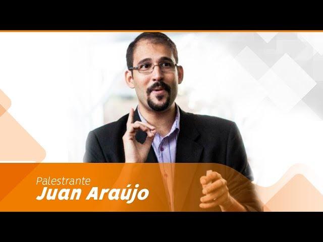 Palestrante Juan Araújo - Palestras de Sucesso
