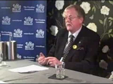 Roger Helmer MEP on the LibDem Party Conference fringe - full version