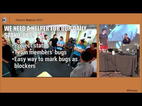 Amazon Alexa Skills vs Google Home Actions  the Big Java VUI Faceoff Baruch Sadogursky, Viktor Gamov