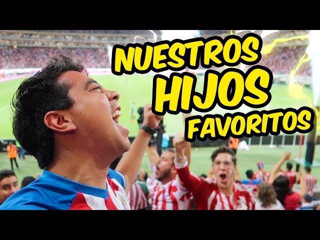 CHIVAS VUELVE A HUMILLAR A LOS ROJINEGROS - (CLASICO TAPATIO)