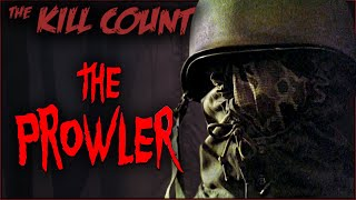 The Prowler (1981) KILL COUNT
