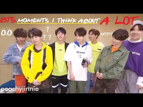 bts moments i think about a lot pt.3