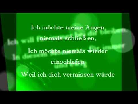 I dont wanna miss a thing - Aerosmith Lyrics mit deutscher Übersetzung