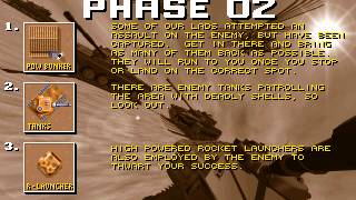 DOS Game: Seek and Destroy