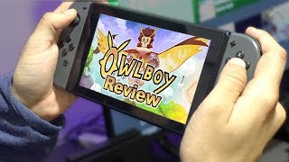 Owlboy Review (Video Game Video Review)