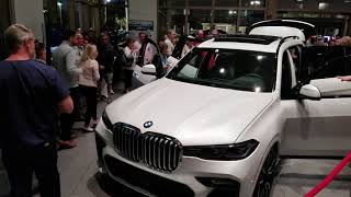 2019 Bmw X7 Unveiling Party
