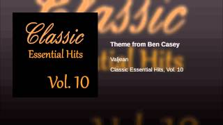 Theme from Ben Casey