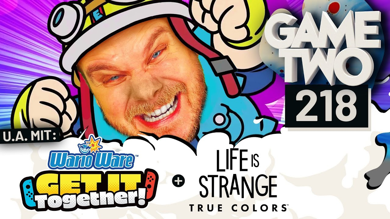 Download Tales of Arise, Splitgate, Wario Ware: Get it Together, Life is Strange: True Colors | GAME TWO #218